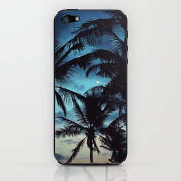 Honolulu Moon iPhone Skin