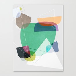 Graphic 122 Canvas Print