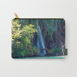 Tearful Rock Carry-All Pouch