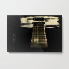 guitar I Metal Print