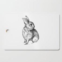 Bunny #4 Cutting Board