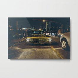 this is Los Angeles Metal Print