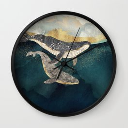 Bond II Wall Clock