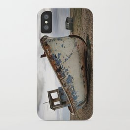 The Trawler, Dungeness, Kent iPhone Case