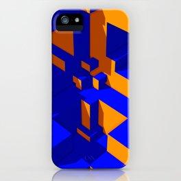 Modern Life iPhone Case