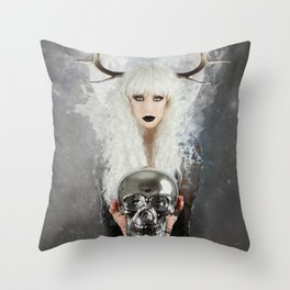 Southern Gothic Throw Pillow