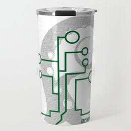 Data Kraken Travel Mug
