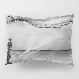 Casting the net Pillow Sham