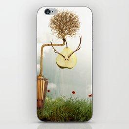 Deer Pear iPhone Skin