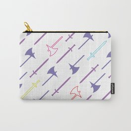 Dungeons & Dragons - Swords and Axes Pattern (Phones/Mugs/Bags) Carry-All Pouch