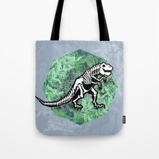 T. Rex Fossil Tote Bag