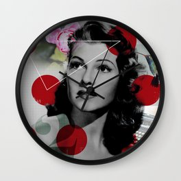 Wishful Thinking Wall Clock