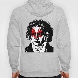 Beethoven Rock Hoody