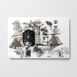 MIC Metal Print