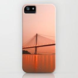 Hong Kong–Zhuhai–Macau Bridge iPhone Case