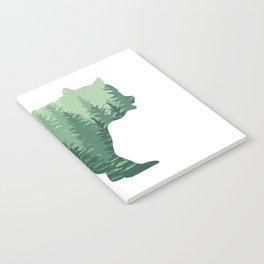 Forest Bear Notebook