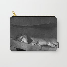 The Big Cat Nap Carry-All Pouch
