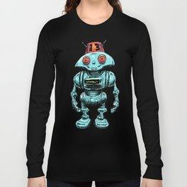 Little Robo Long Sleeve T-shirt