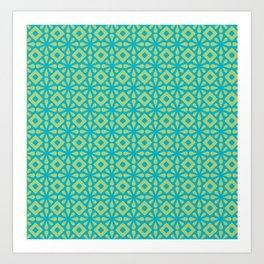 Greenflower Art Print
