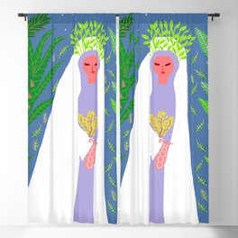TIMESUP-Mary Magdalene 2 Blackout Curtain