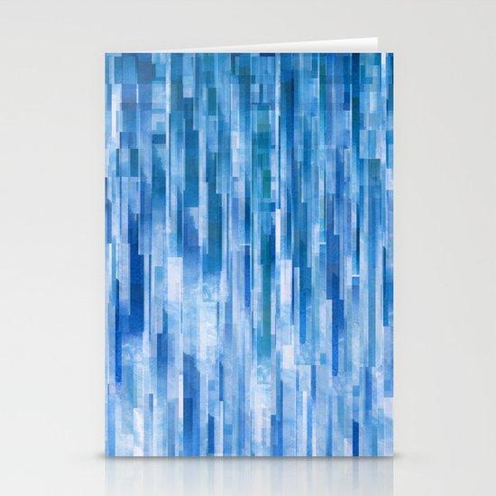 Rain (Clouds Remix) Stationery Cards