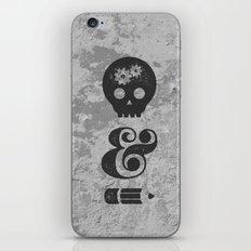 think&draw iPhone & iPod Skin