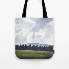 Another day in paradise Tote Bag