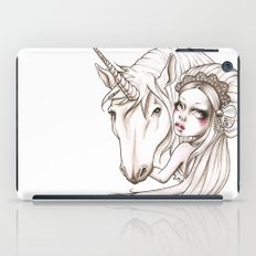 Her first Unicorn iPad Case