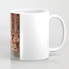 Make a Wish at Trevi Fountain Coffee Mug