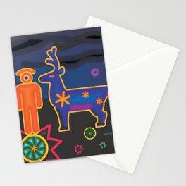 pey.ojo.te Stationery Cards