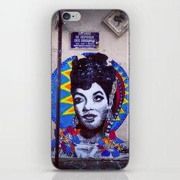 Saint Sarah Vaughan iPhone Skin