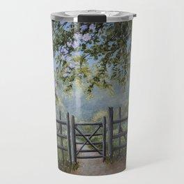 Summer | Country Landscape Travel Mug