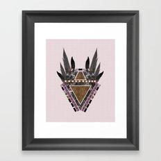 AKECHETA  Framed Art Print