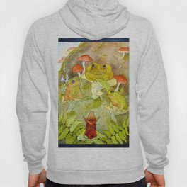 Toad Council Hoody