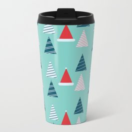 Christmas Wonderland Metal Travel Mug