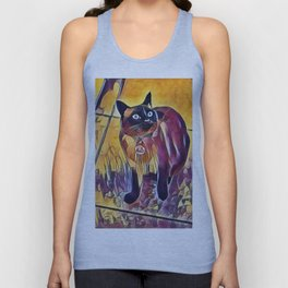 Hey, What About Me? Unisex Tank Top