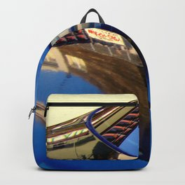 Bend And Stretch... Backpack