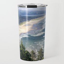 Coastline - Oregon Coast Travel Mug
