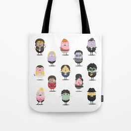 The little croquettes Music Tote Bag