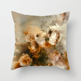 FLORAL PATTERN20 Throw Pillow