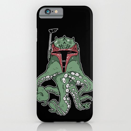 Fetthulhu iPhone & iPod Case