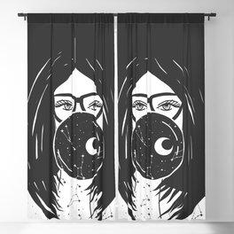 Miss Moon Blackout Curtain