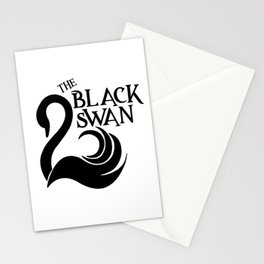 The Black Swan Stationery Cards
