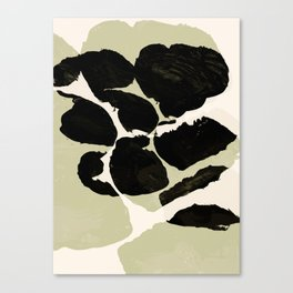 o r g a n i c . 10 Canvas Print