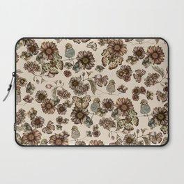 Silvestre pattern Laptop Sleeve
