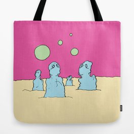 Where Are We Now? Tote Bag