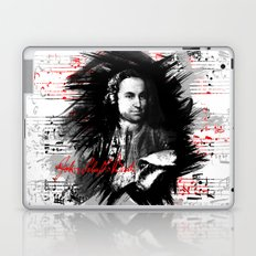 Johann Sebastian Bach Laptop & iPad Skin