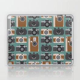 Analogue cameras Laptop & iPad Skin