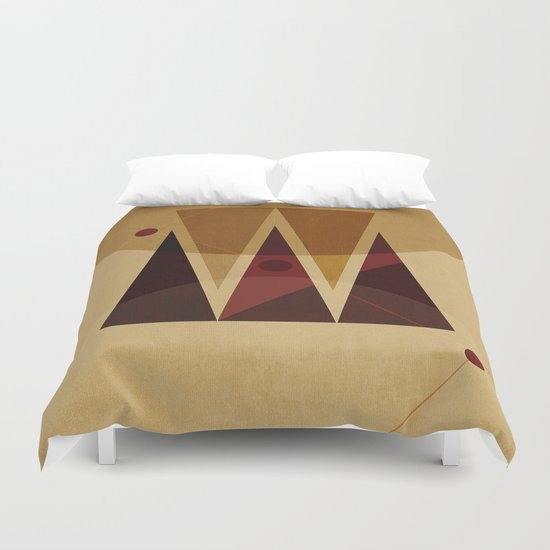 Geometric/Abstract 13 Duvet Cover