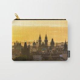 Prague Dawn Carry-All Pouch